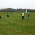 Schoolboys Training