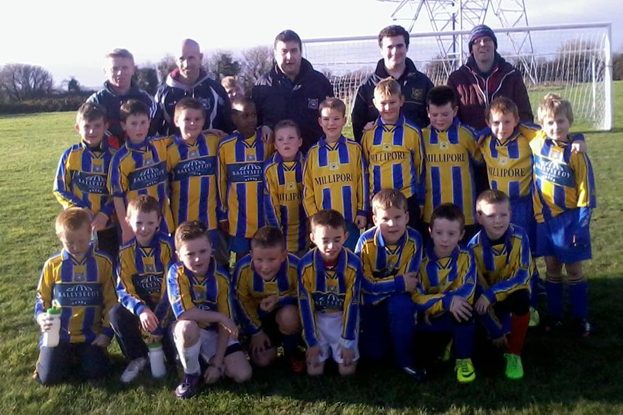 2014-12-06-U9s-squad-V-Corkbeg-at-Ballyadam