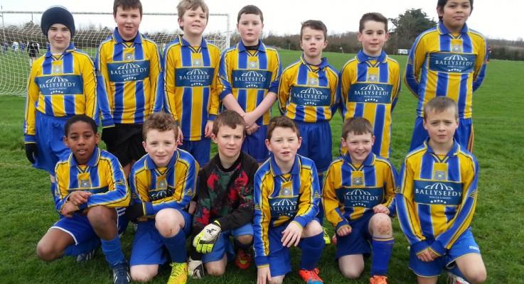U11 v Corinthian Boys A