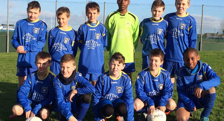 U12 v Corinthian Boys A