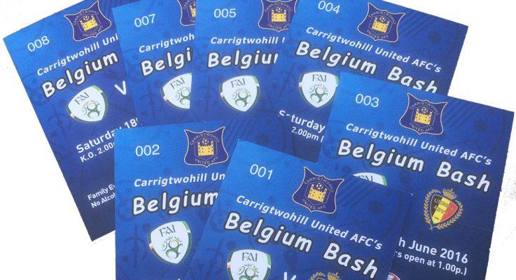 Belgium Bash on Saturday