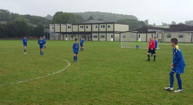 U12 v Blarney United A