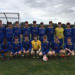 U17 v Blarney United