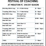 Coaching courses in Midleton