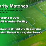 Club Charity Matches