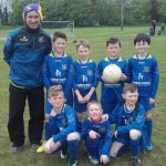 U9 v Glounthaune United