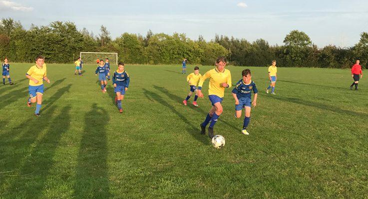 U14 v Carrigaline United A