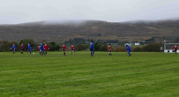 U16 v Bunratty United