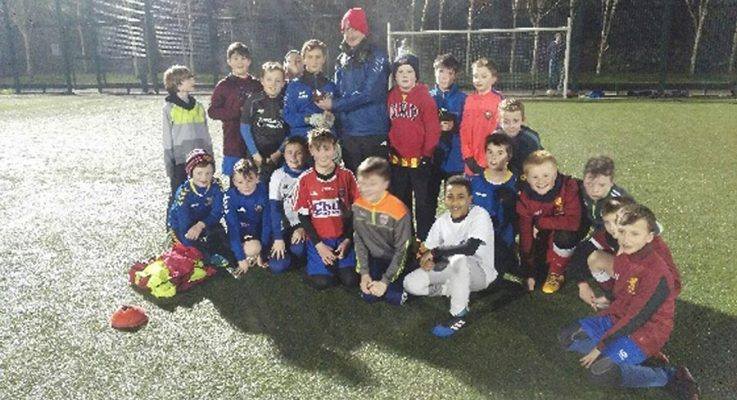 U12 Player of the Month