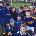 Under-8 v Corkbeg