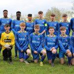 U16 v Wilton United