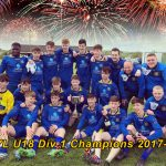 Congratulations to our U18 Division 1 Champions