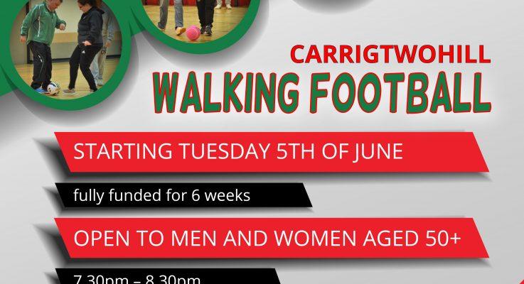 Cork City FC Walking Football