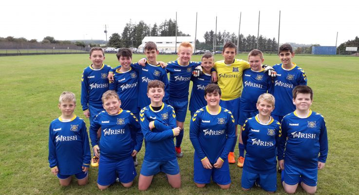 Grenagh U13's Vs Carrigtwohill United U13's