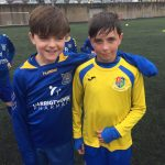 Carrigaline Hibs U11's Vs Carrigtwohill United U11's
