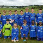 Carrigtwohill United A U12's vs Midleton B U12's