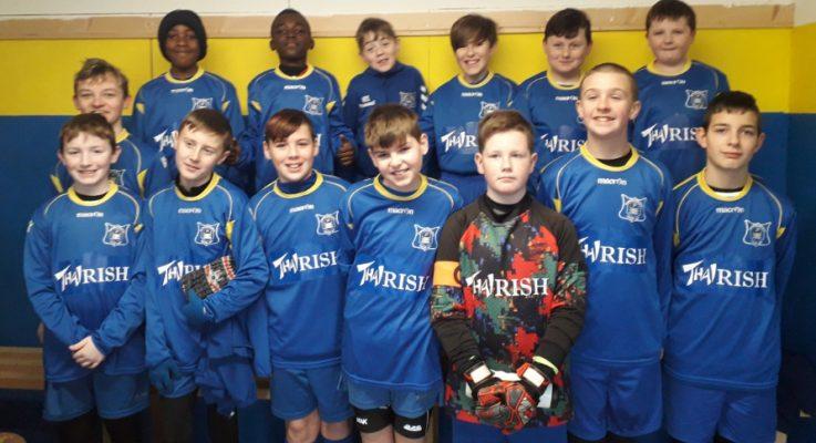 Carrigtwohill United U12A V Mallow United