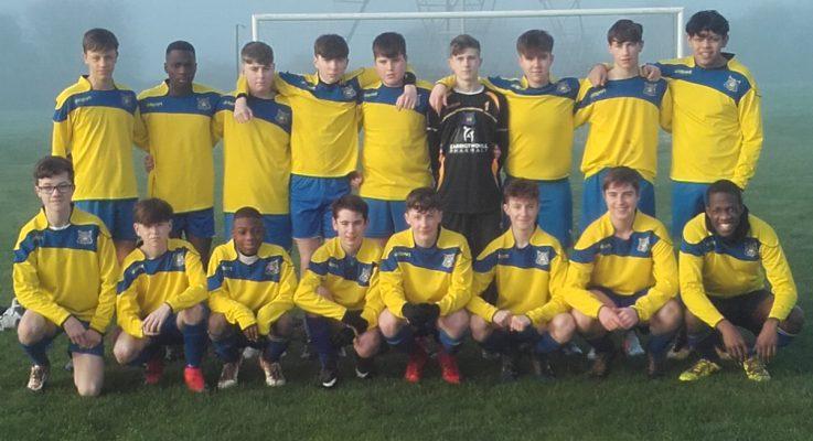 Carrigtwohill U16 V Park United