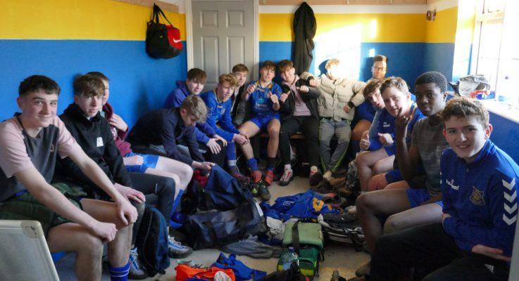 Carrigtwohill United U17 V Douglas Hall A