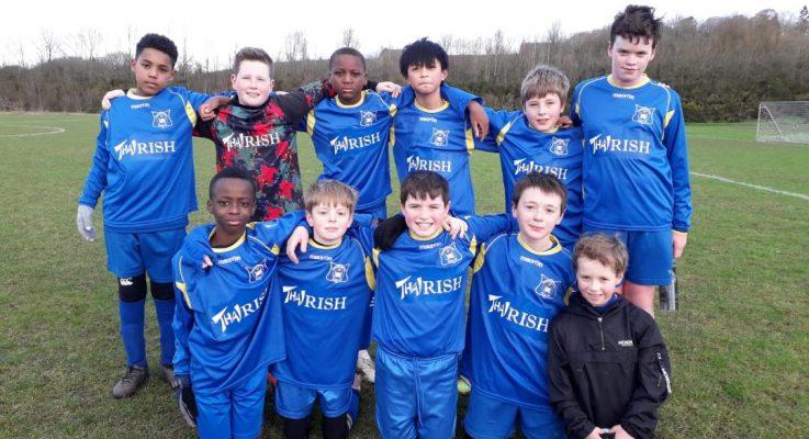 Carrigtwohill United U12 V Riverstown