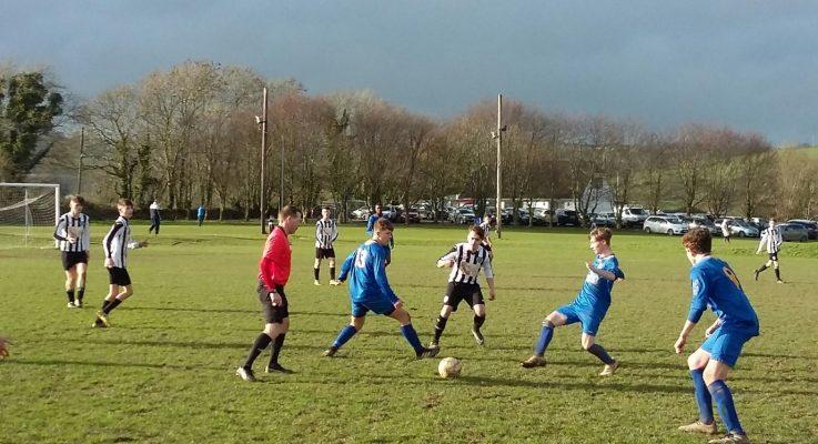 Carrigtwohill United U17 V St. Marys A
