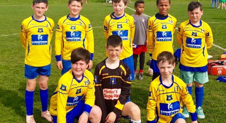 Carrigtwohill United U11 V Corinthians