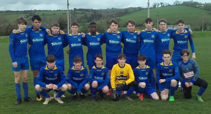Carrigtwohill United U16 V Avondale A