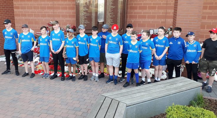Under 13 – UK Easter Trip – Day 3