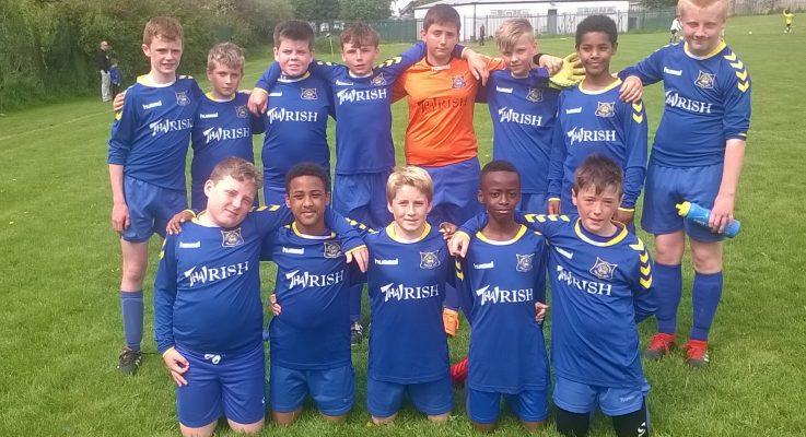 Everton V Carrigtwohill U13