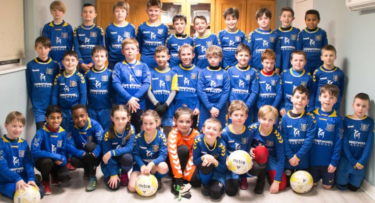 Under-10 at Turners Cross