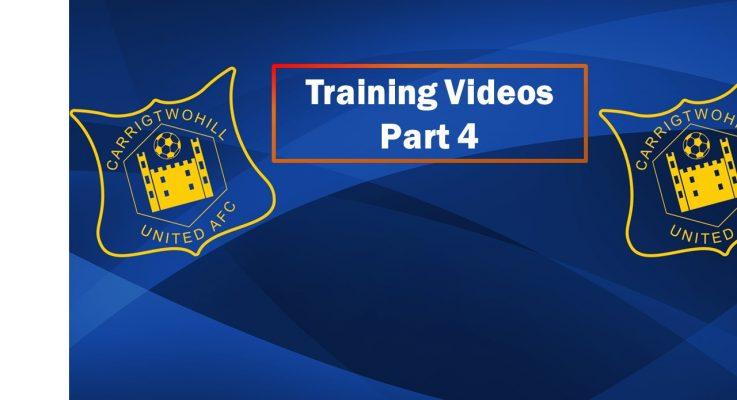 CUFC Training Videos – Part 4