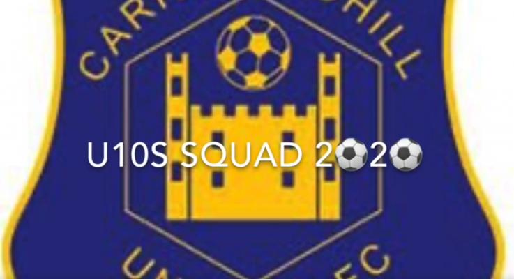 Under-10 Squad Video