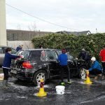 U13 Squad Car Wash