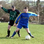 St Michael's Cup v Mayfield United
